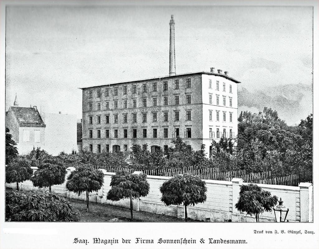 Saaz-Fa.Sonnenschein-Landesmann